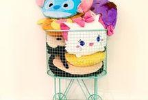 Basket Full of Tsum Tsum