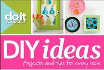 DIY Ideas / DIY / by Veronica George