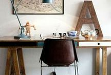 HOME OFFICE IDEAS / Great ideas for your home office!  Remember to read my small business marketing blog at http://attention-getting.com