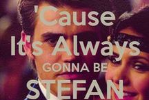 The Vampire Diaries / Paul, Ian, Steven and Joseph <3
