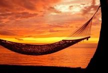 Relax Time / Hammocks for the outdoor spaces, gardens , patios etc