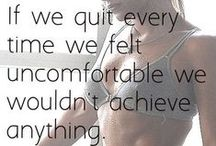 Fitness Inspiration / Need some motivation to get up and go? Well here it is....