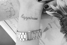 Tattoo/Ink / Tattoo Ideas