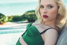 ♥ Scarlett Johansson