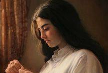 Iman Maleki- Iranian Realist Painter