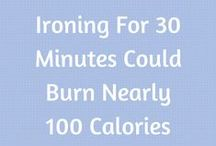 Calories Burned / How many calories do you burn during different exercise routines as well as everyday tasks? Find out here! Numbers are based on 150lb Male. Your own calories burned may differ.