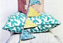 Pillow, pillows, and more pillows!