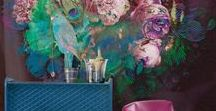 Back to the Wall Bohemian / Bohemian style designs for the individual, romantic, and free-spirited. All our designs are customised to fit your wall perfectly Mural Artworks that apply to your wall like wallpaper
