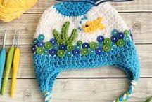 Crochet - háčkovinky