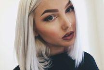 Makeup tips.