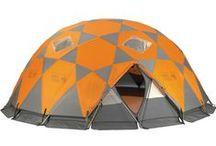 Tiendas de campaña / Móntate tu casa donde quieras.  Tienda de campaña / viajar barato / viajes / camping  Camping tent / Camping gear