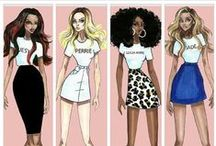 Little Mix☽ / by nyOga pls