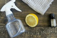 DIY: Homemade Alternatives / Homemade alternatives to thinks like laundry detergent, all-purpose cleaner, etc.