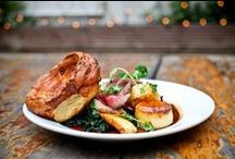 London's Best Sunday Roasts / The Sunday Roast - The undisputed daddy of all meals. The average week is crammed with lunches that are of little importance - and are more tilted towards an excuse to get out of work than sustenance. But there is one version of this meal that remains entirely sacred - the good old Sunday Roast. In terms of complexity, roasts rarely set your life on fire; but in terms of having precisely what the doctor ordered, it stands alone. Here is our list of London's best roasts.