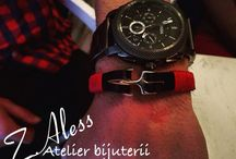 Z.Aless Atelier bijuterii for Man / All this jewellrys are made by my self. ❤️