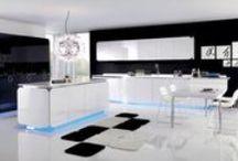 Open concept kitchen dining / Open plan kitchen dining solutions, Modern kitchens, contemporary modern design