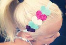 Headbands, Bows