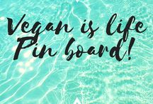 VEGAN is LIFE / A board for all things vegan! There is no max daily amount of pins but please don't spam with the same pin , it will. Be removed. To be added to this board just comment on a pin or msgs me directly, and follow this board and me!