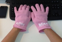 spread the 'glove'! / Check out our limited edition pink softening glamour gloves supporting breast cancer care and spread the 'glove'! #spreadtheglove  Upload or repin your spread the 'glove' pics for a chance to win a limited edition pink iPad!