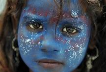 Kumbh Mela / E' la più grande festa Hindu e ci posso essere solo tramite lo sguardo di altri. Chissà per il futuro...
