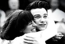 Glee Rachel & Kurt ♪