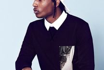 HBA / Fashion inspired by leather, asap rocky and timberlands