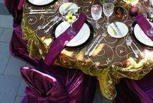 My Style Events / Unique Tablescape Designs   / by Monica Jeffries