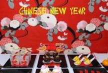 Chinese New Year / Fun ideas for food and things to do to celebrate Chinese new Year