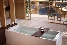 Wellness / La felicità parte anche dalla cura della persona, coccolati con un'area wellness da creare nel bagno di casa tua, con pochi piccoli interventi!