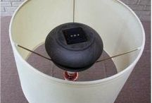Solar lamp ideas