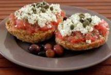 special culinary delights / special culinary delights of Cretan diet .