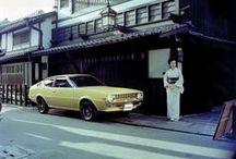Mitsubishi Memories / Old school Mitsubishi vehicles.
