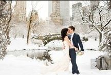 Winter & Fall Weddings / Winter and fall weddings, venues, pictures, dresses, and things to say I do to.  / by Amber Prattini