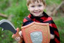 Halloween costumes for adventurous little boys