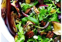 Feeling fresh / A selection of salad recipes.