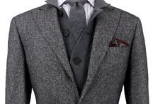 Wardrobe Consultancy / Gentlemen Suits