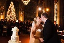 Winter Weddings / Winter weddings, venues, pictures, dresses and things to say I do to.  / by Amber Prattini