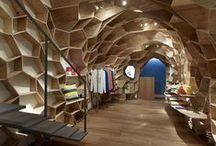Moodbook Retail Interior Design / Retail Interior Design