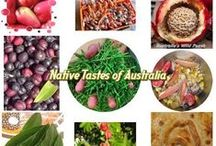 Australian Food / Fun facts and recipes from the great land of Australia.