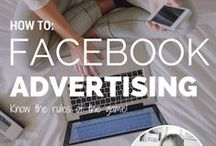 Marketing on Facebook / How to market your online business using Facebook. How to grow your business using Facebook marketing. Advice for using Facebook for biz.