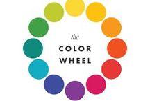 Colours / Design colour palettes