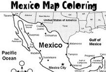 Mexico; The place and people / Fun facts and information on Mexico