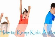 Fit and fabulous! / Ideas for fitness, exercise and fun for kids to get fit for life.