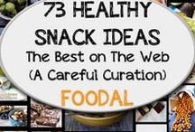 Super Snacks / Great ideas for healthy snacking.