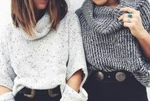 The SNUGGLE Is Real: Sweaters & Turtlenecks / Front Door Fashion's guide to picking the best sweaters and turtle necks, plus how to wear them! For more expert advice from our expert fashion stylists, visit us at: https://www.frontdoorfashion.com/