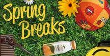 Spring Breaks / Esos recreos que debemos tomarnos ♥ #springbreaks con #lasbrisas