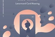 Lenormand Meaning Cheat Sheets / All 36 Lenormand card meanings, with keywords, playing card, planetary and astrological correspondences