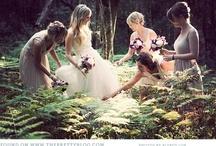 Enchanted Forest Wedding / whimsical wedding theme