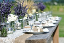 Table Setting/ Centre Piece/ Decorations