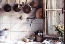 KITCHEN / //place to cook//
